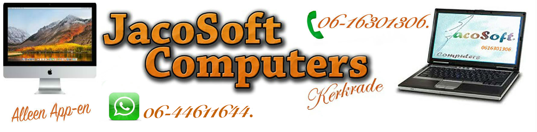 Logo JacoSoft Computers